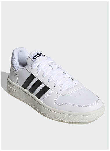 adidas Adidas Eg3970 Hoops 2.0 Erkek Lifestyleayakkabı Beyaz